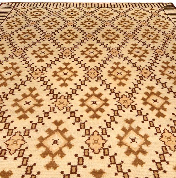 Vintage Moroccan Carpet BB4289