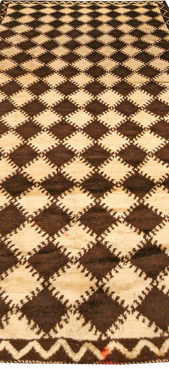 Vintage Moroccan Rug BB4556