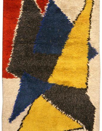 Jahrgang skandinavischen Teppich BB4508