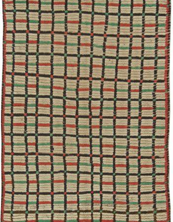 Vintage Moroccan Rug BB5901