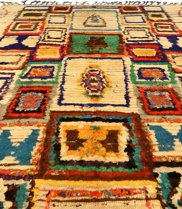 Vintage Moroccan Rug BB5145