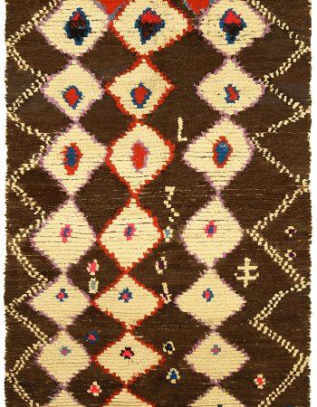 Vintage marroquino Tapete BB5137