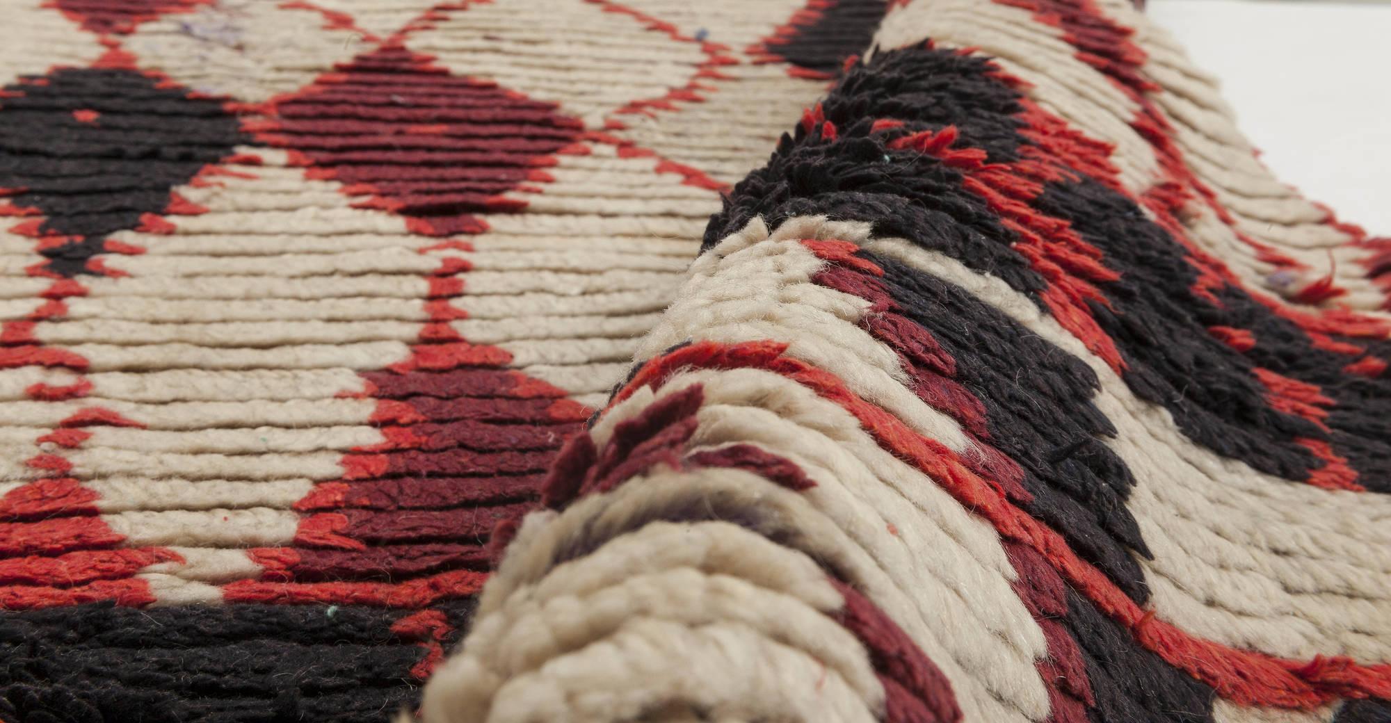 Vintage Moroccan Rug Bb5758 By Doris Leslie Blau