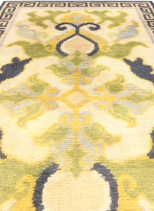 Vintage Japanese Carpet BB3959