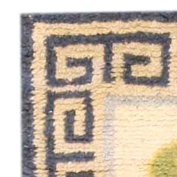 Vintage Japanese Carpet BB3959