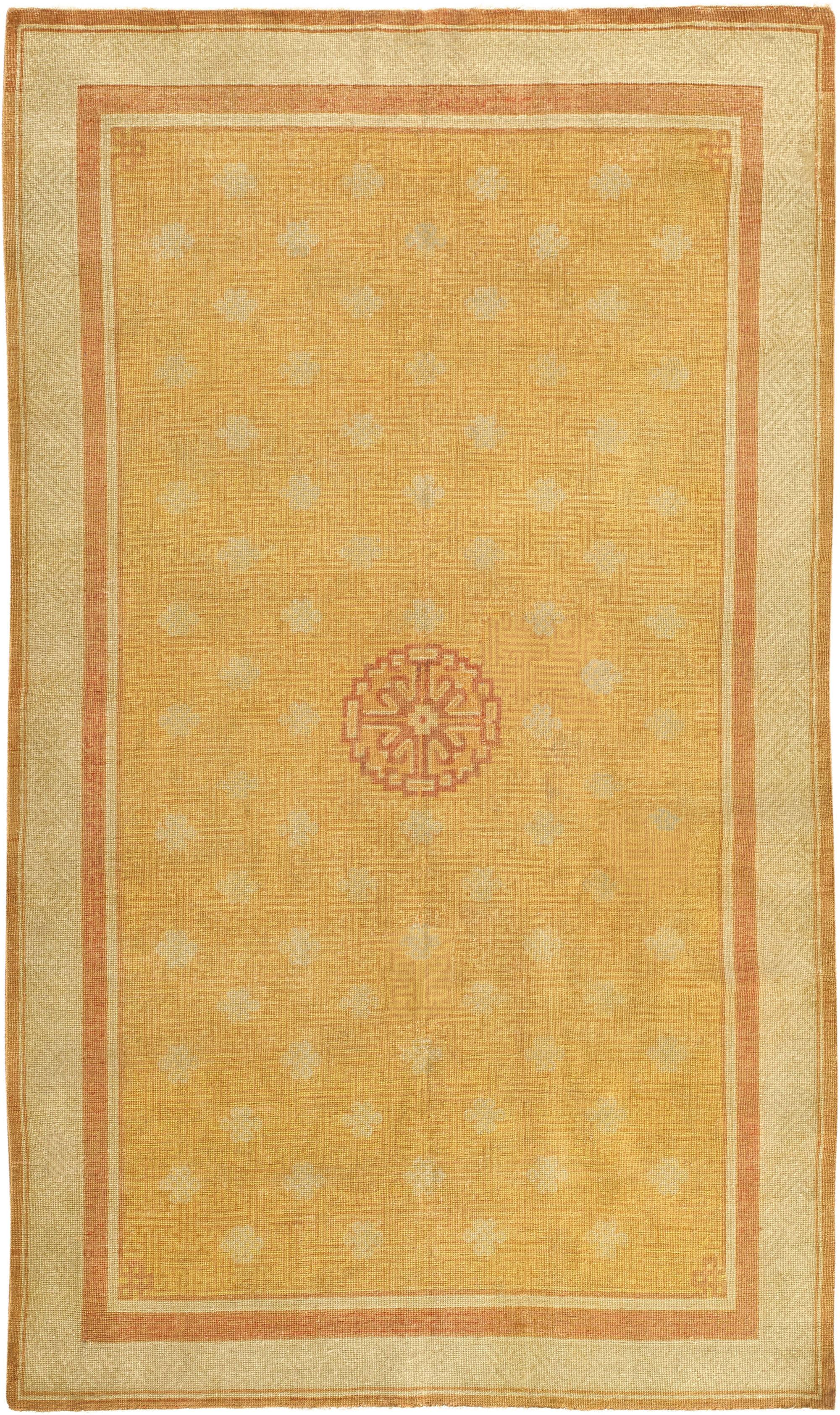 Vintage Samarkand (Khotan) Rug BB4752
