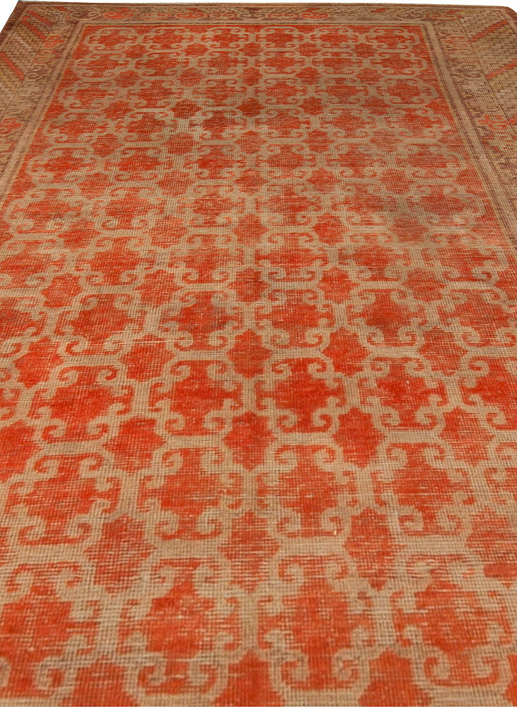 Vintage Samarkand (Khotan) Rug BB4872