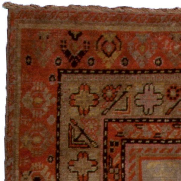 Vintage Samarkand (Khotan) Rug BB4873