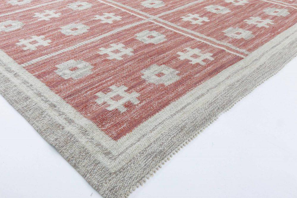 Swedish Flat Weave Rug by Ethel Halvar Andersson BB6320