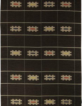 瑞典复古编织平地毯BB4983