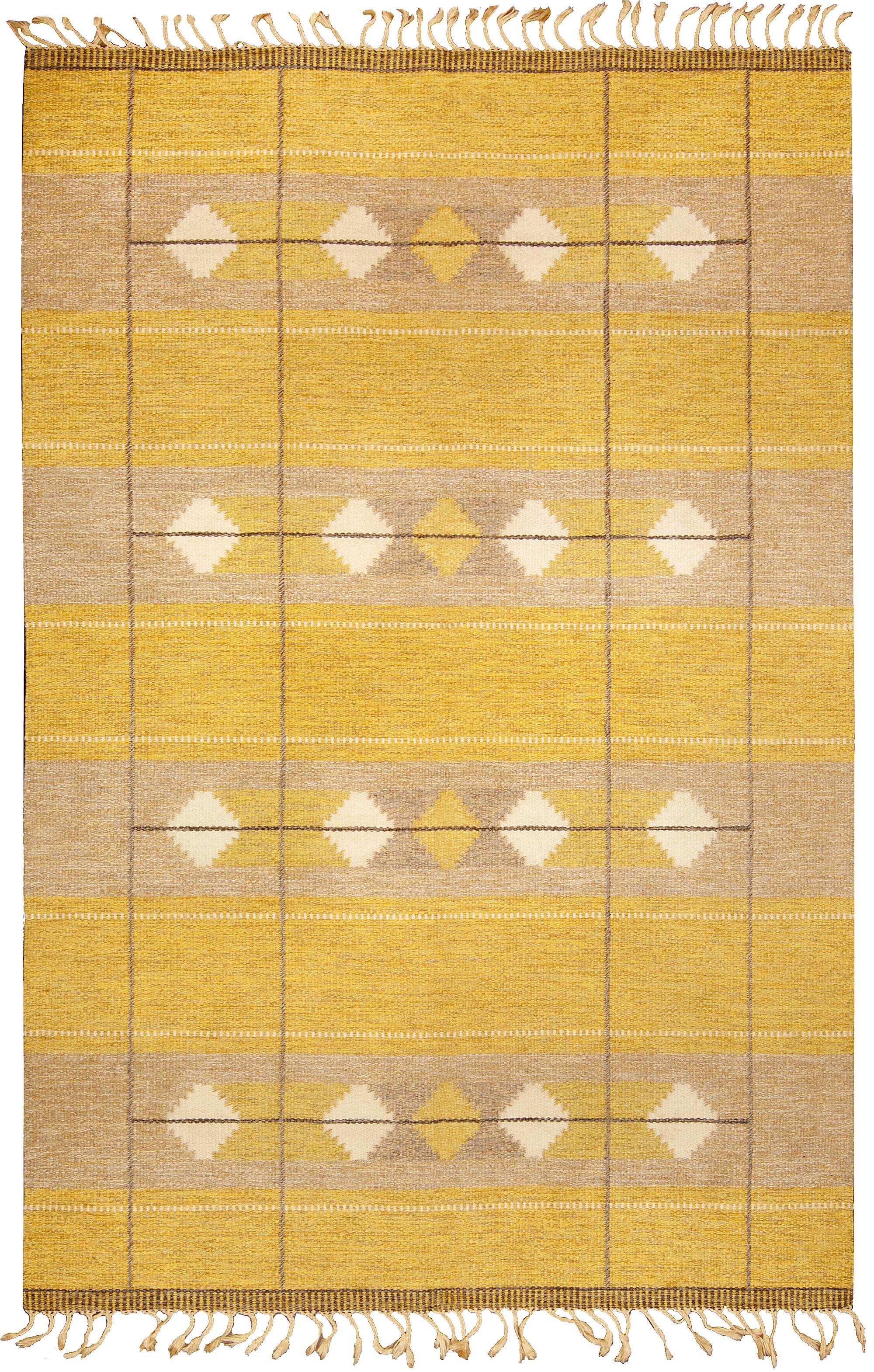 Vintage Swedish Flat Weave BB4841
