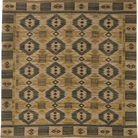 """Swedish Tapestry Weave by Marta Mass Fjetterstrom """"Gront Pa Linne"""" BB6340"""