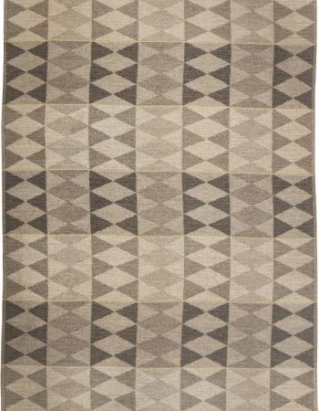Swedish Flat Weave Double Sided Rug BB6316