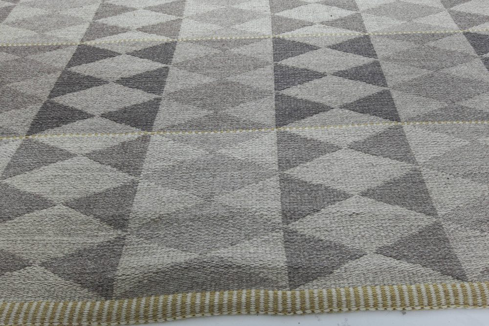 Swedish Flat Weave Double Sided Rug BB6316