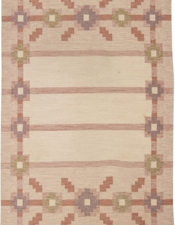 Swedish Flat Weave Carpet BB6337
