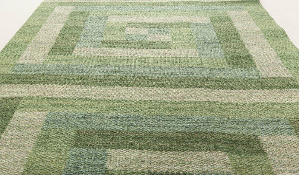 Vintage Swedish Flat weave Runner BB6307
