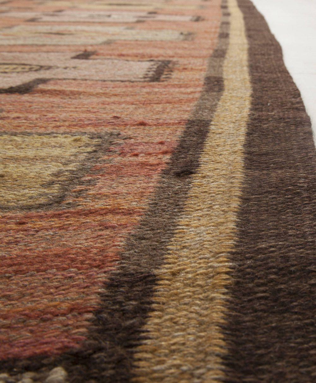 Swedish Flat weave Rug BB6378
