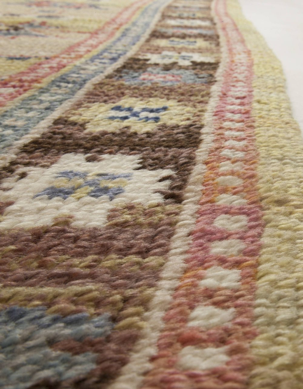 Swedish Pile Rug by Marta Maas-Fjetterstrom BB6377
