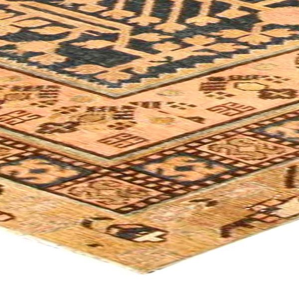 Vintage Samarkand (Khotan) Rug BB4349