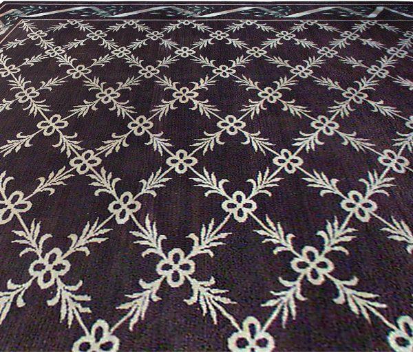 Vintage Spanish Carpet BB0100