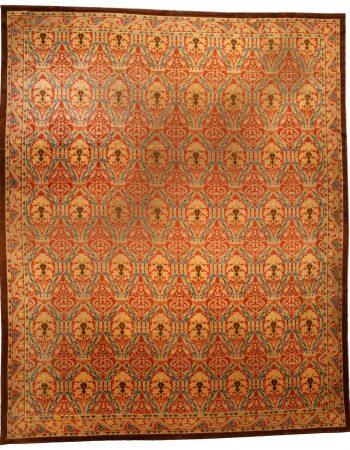 Weinlese-Spanisch Teppich BB2787