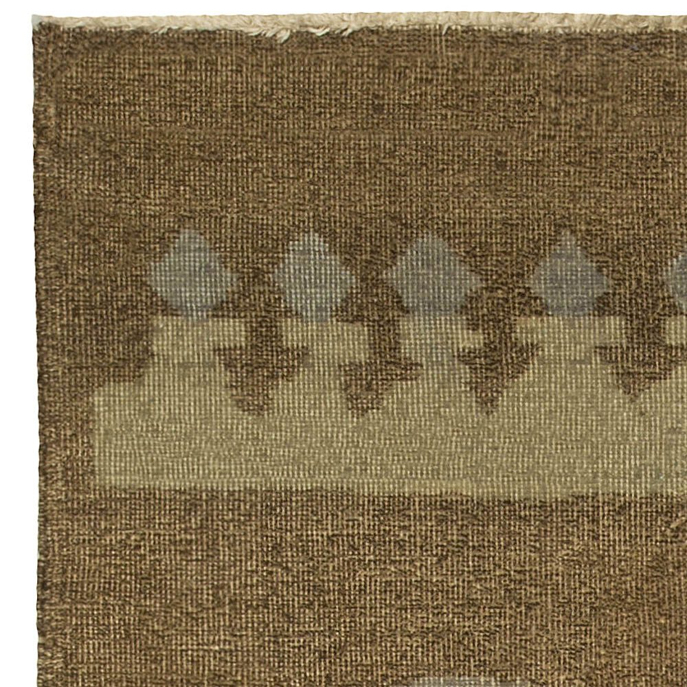 Vintage French Deco Rug BB5120