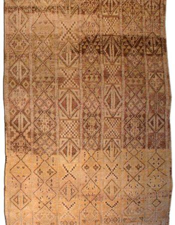 Vintage marroquino Tapete BB3458