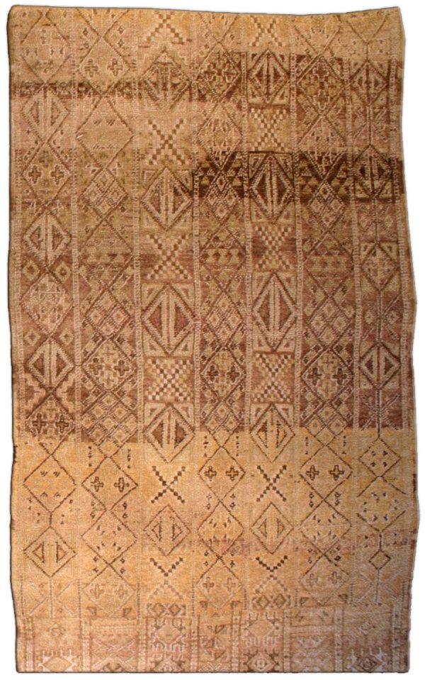 Vintage Moroccan Rug BB3458