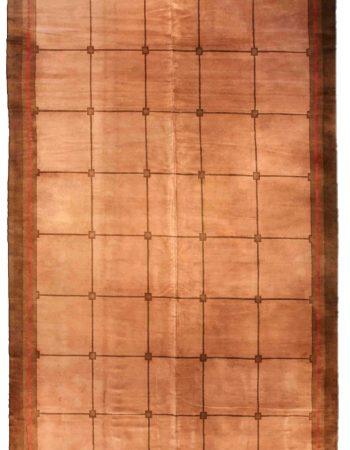 Jahrgang Französisch Deco Teppich BB1944