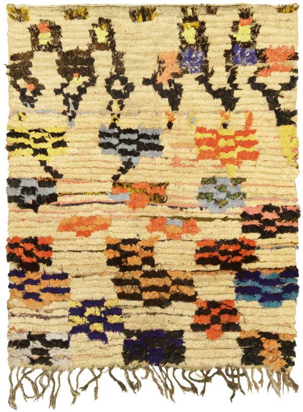 Vintage Moroccan Rug BB5141