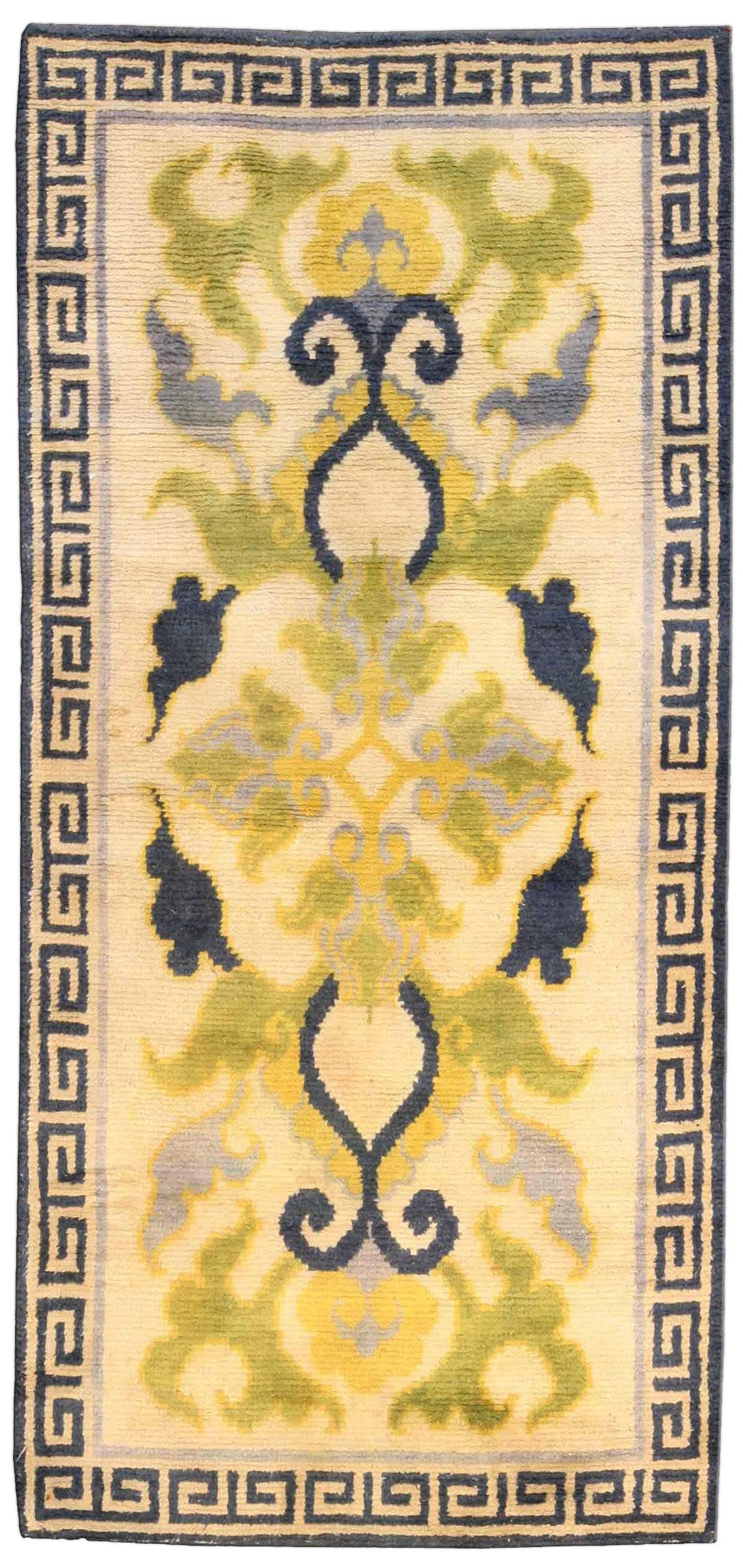 Vintage Japanese Rug BB3958