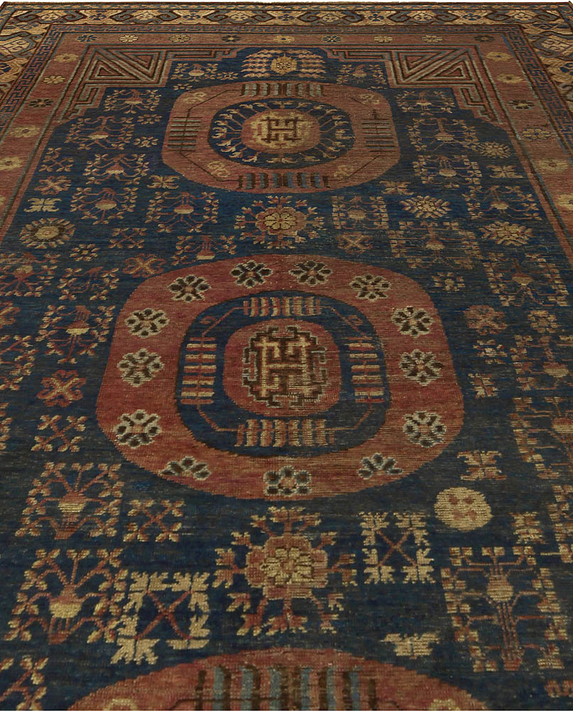 Vintage Samarkand (Khotan) Rug BB5264