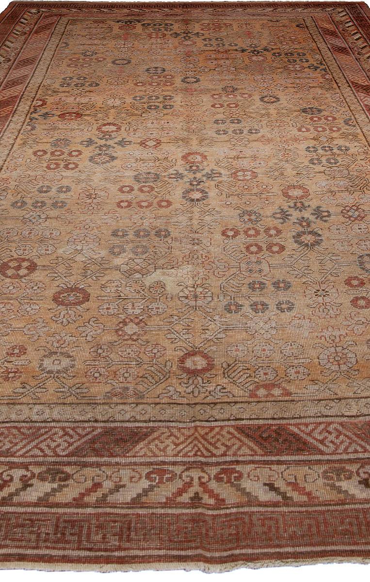 Vintage Samarkand (Khotan) Rug BB4874
