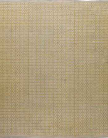 vintage Swedish Flat weave Rug BB6226