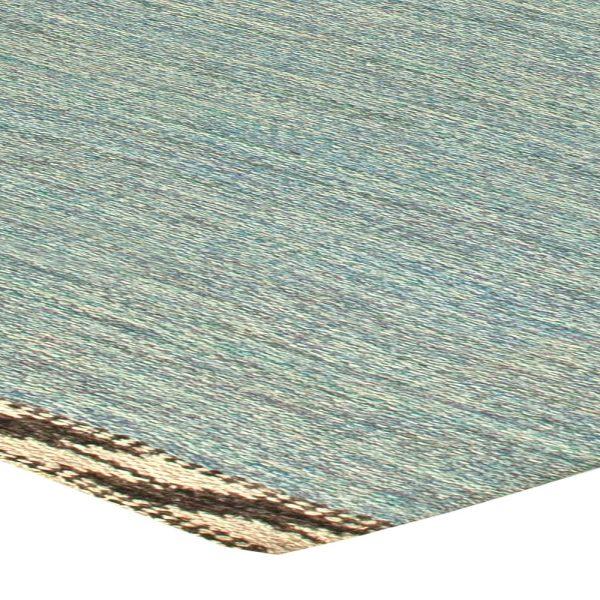 Vintage Swedish Flat Weave Rug BB5829
