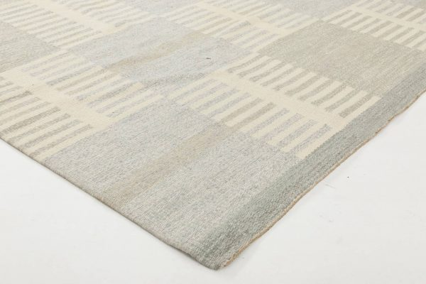 Swedish Flat Weave Carpet by Carl Malmsten BB6351