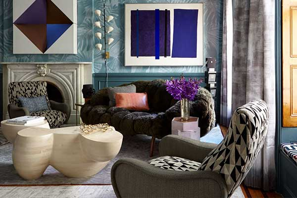 How Brooklyn Designers Created a Historic Townhouse for Modern Living
