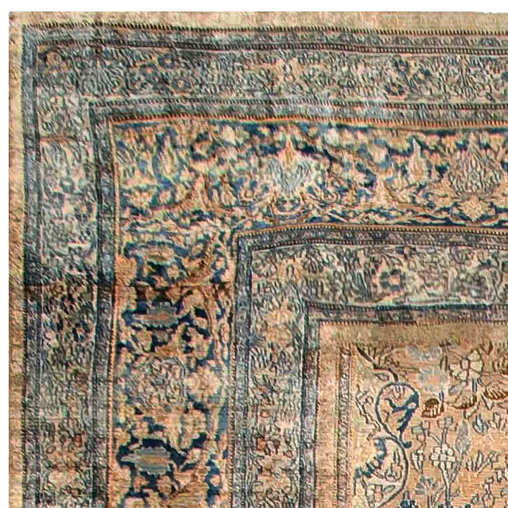 Antique Persian Khorassan Carpet BB6710