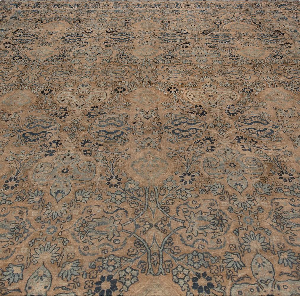 Antique Persian Kirman Carpet BB6727