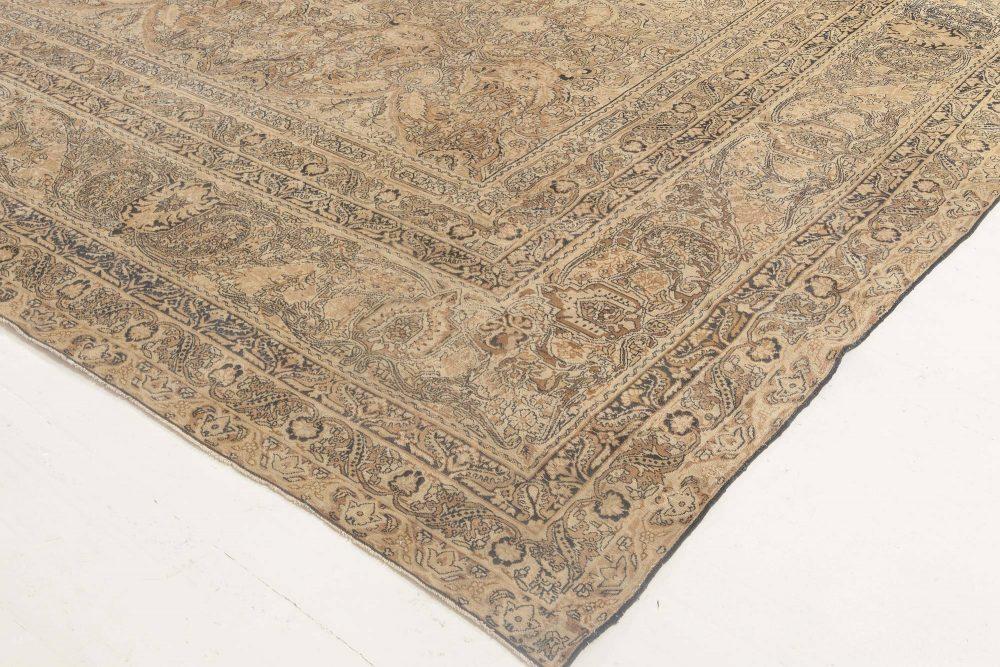 Oversized Antique Persian Kirman Carpet BB6772