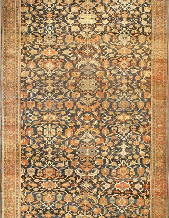 Vintage Persian Sultanabad Rug BB6747