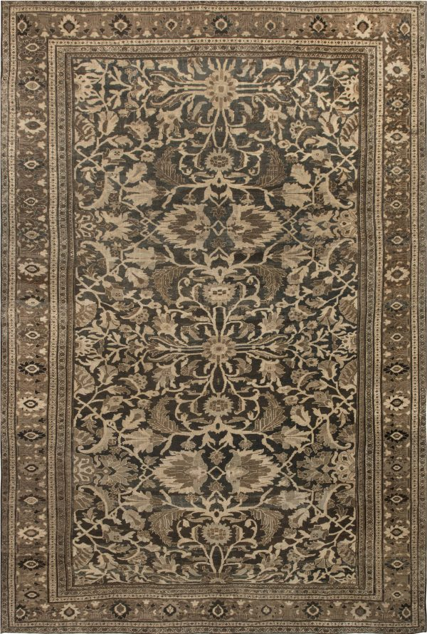 Antique Persian Sultanabad (size adjusted) BB6739