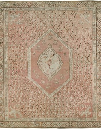 Extra Large Antique Turkish Ghiordes Rug BB6668