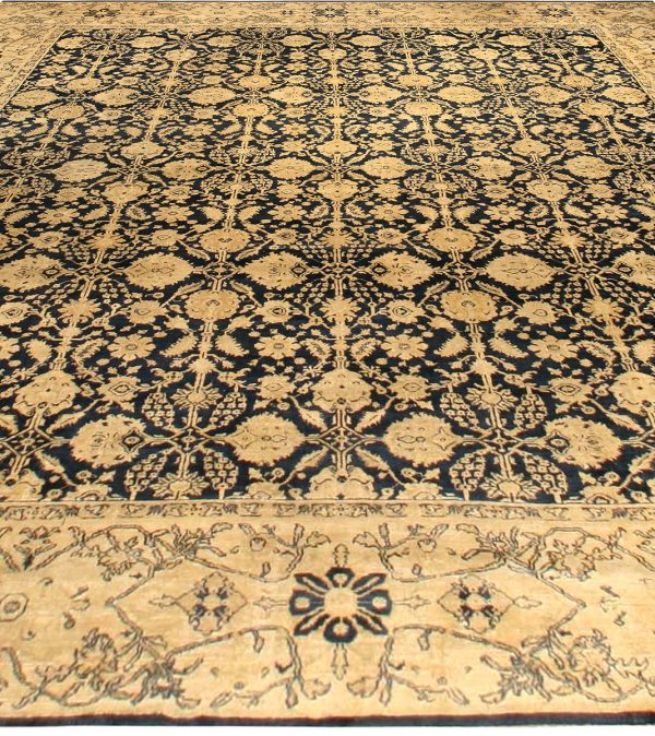 Antiguidade indiana Agra Rug BB6729