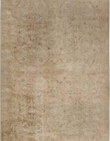 Übergroße Antike indische Amritsar Rug (Größe angepasst) BB6788
