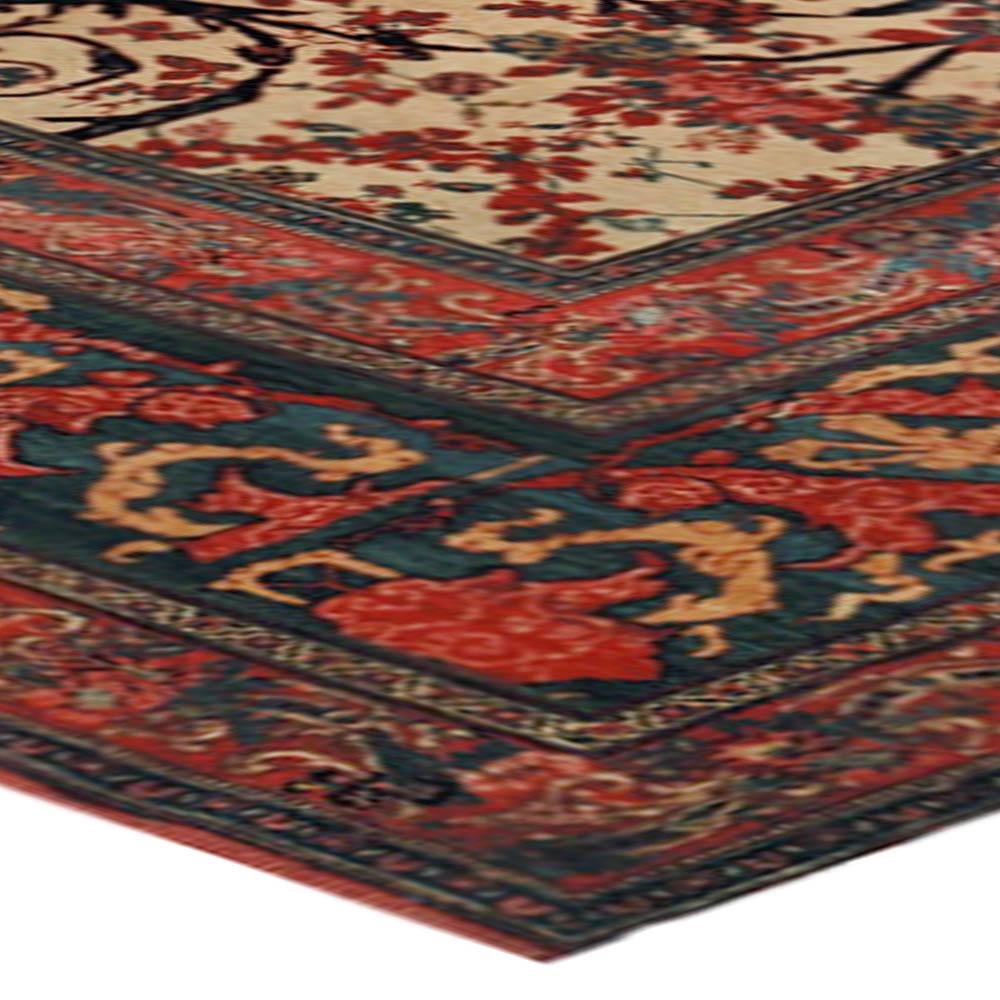 Antique Persian Bidjar Carpet BB6671