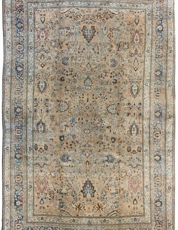 Oversized Antique Persian Khorassan Rug BB6708