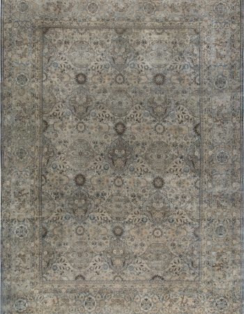 Oversized Antique Persian Kirman Carpet BB6860
