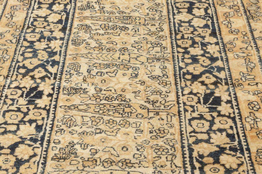 Vintage Persian Kirman Rug BB6767