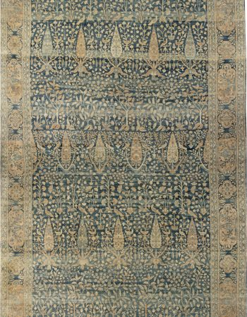 Large Antique Persian Kirman Rug BB6833